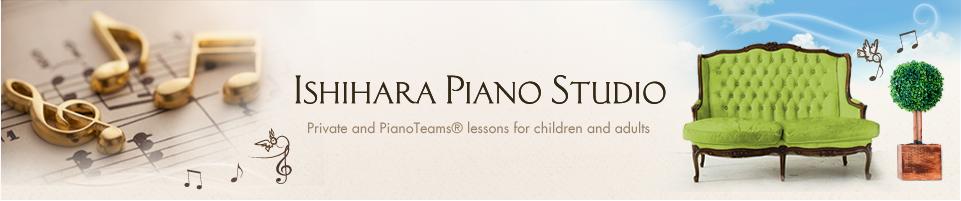 Ishihara Piano Studio